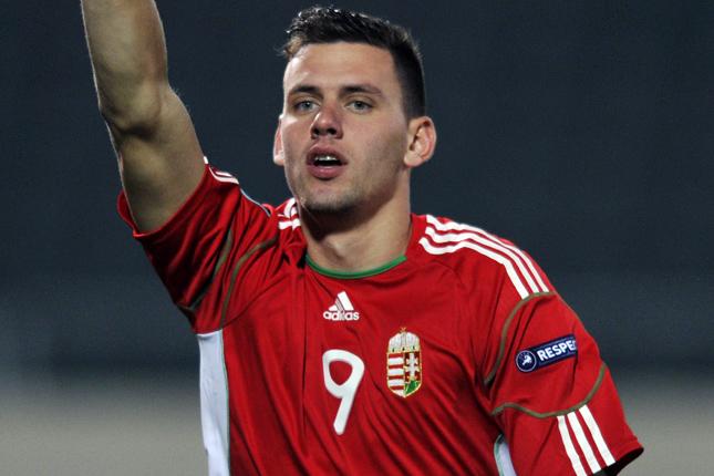 Hármat lőtt az észteknek a magyar válogatott, de mégsem sikerült győzni