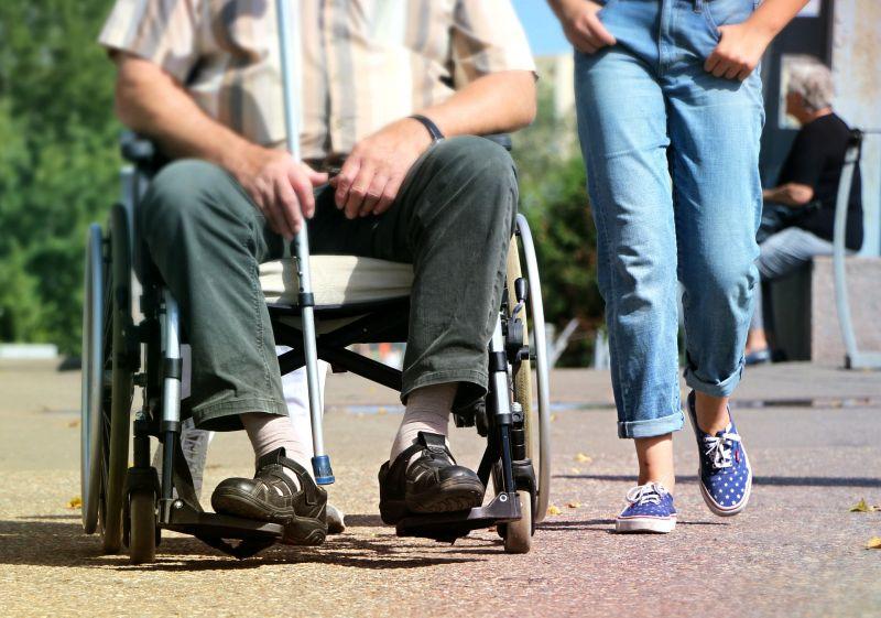 A fogyatékkal élők igényeire hívják fel a figyelmet vasárnap