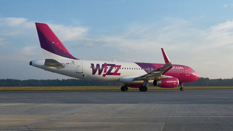 Már megint le kellett szállnia a Wizz Air egyik utasának