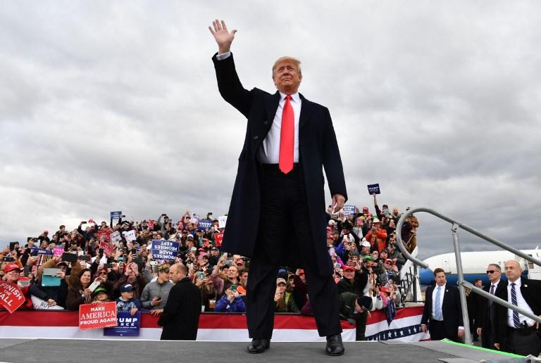 Trump nagyot bukhat a választásokon