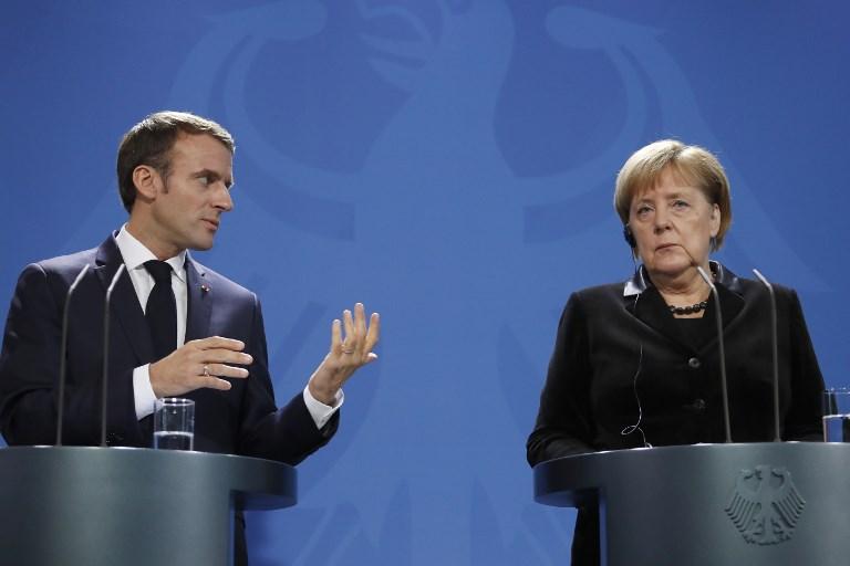 Macron: Franciaországnak és Németországnak új fejezetet kell nyitnia Európa történetében