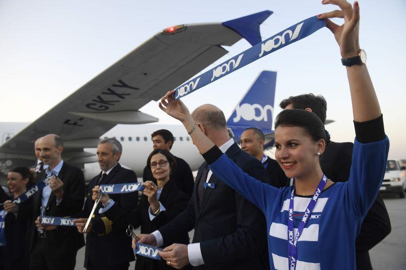 Új légitársaságával közlekedik Párizs és Budapest közt az Air France