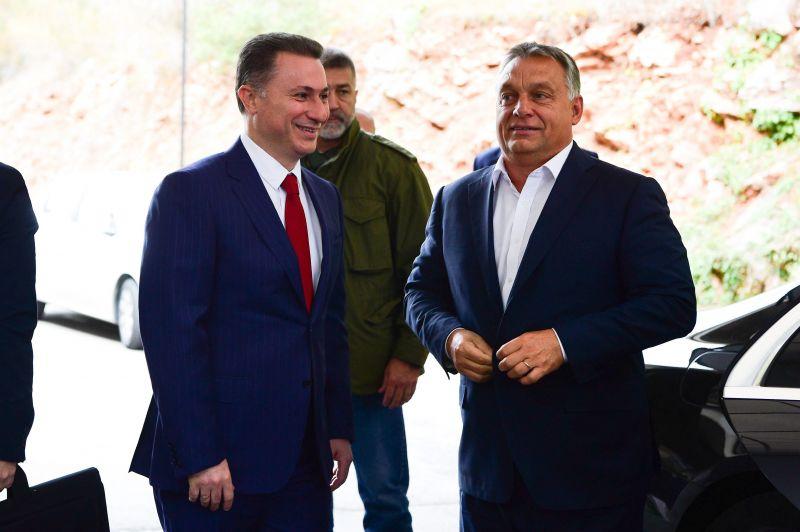 Az elítélt macedón exkormányfő vezette a magyar diplomáciai autót, amivel Magyarországra szökött