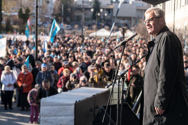 Székely nagygyűlés – Centenáriumi megemlékezést és autonómiatüntetést tartottak Sepsiszentgyörgyön