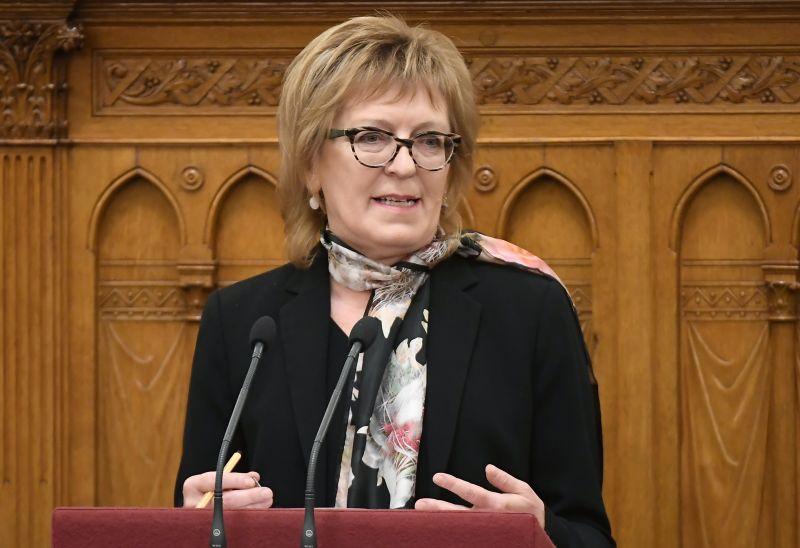 Handó Tündének most az európai bírákkal gyűlik meg a baja