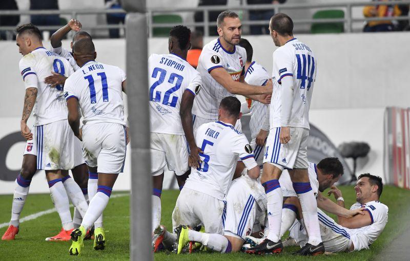 Ismét nyert a Videoton a PAOK ellen, továbbjutó helyen állnak