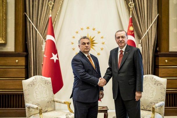 Magyarország fog segíteni Törökország jog- és igazságszolgáltatási reformjában