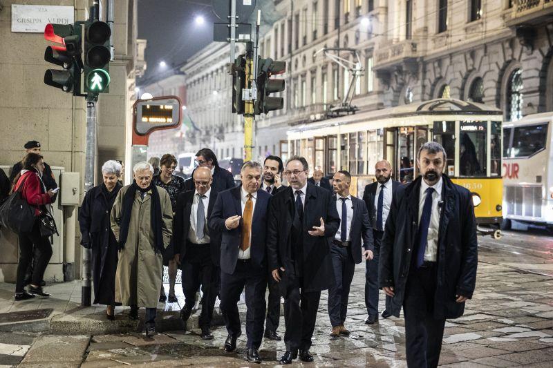 Orbán: ez egy olyan este, ami okot ad a magyaroknak a büszkeségre