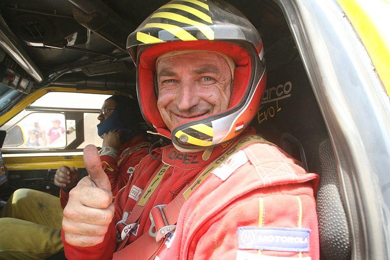 A Szalay-Bunkoczi páros is elindul a valószínűleg utolsó dél-amerikai Dakar-ralin