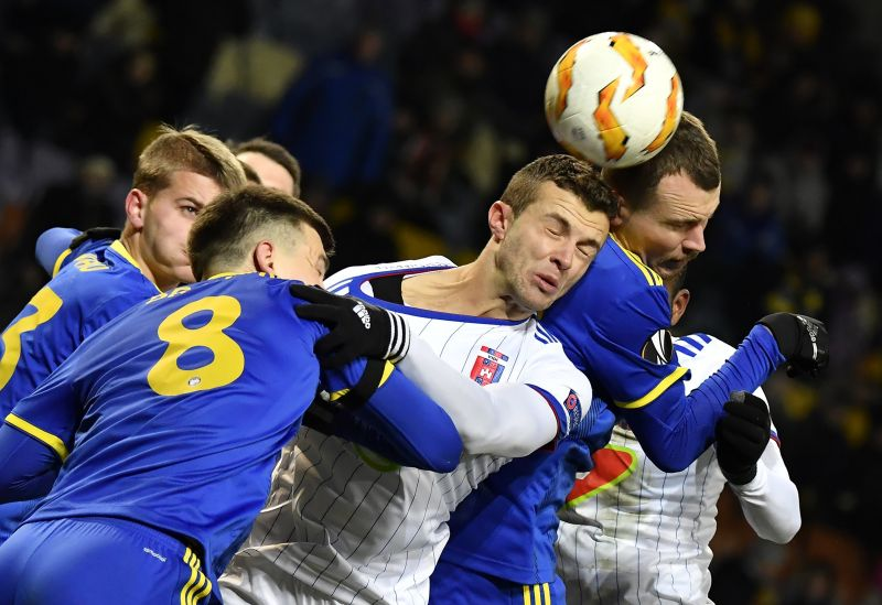 Kikapott a Vidi FC a BATE Boriszovtól