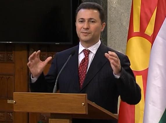 A Fidesz megvédte Gruevszkit, és indokolták, miért kérhetett menedéket Magyarországon