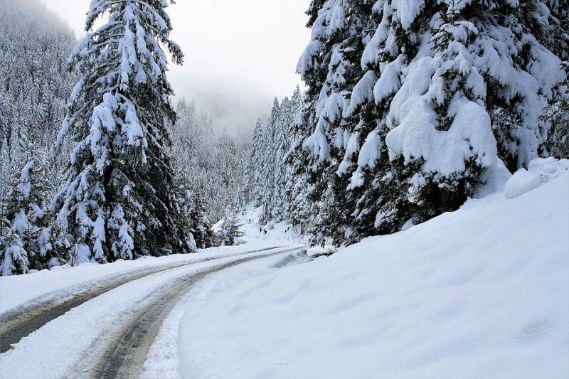 Ennyi az esély a hétvégi havazásra – térkép
