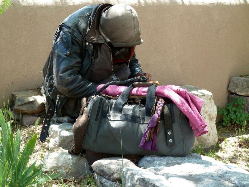 A magyarok nem akarják büntetni a hajléktalanságot