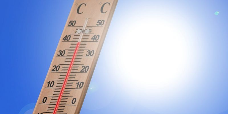 Durva hőmérsékleti rekordok dőltek ma Magyarországon