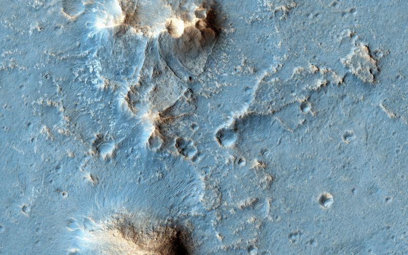 Lehet élet a Marson?