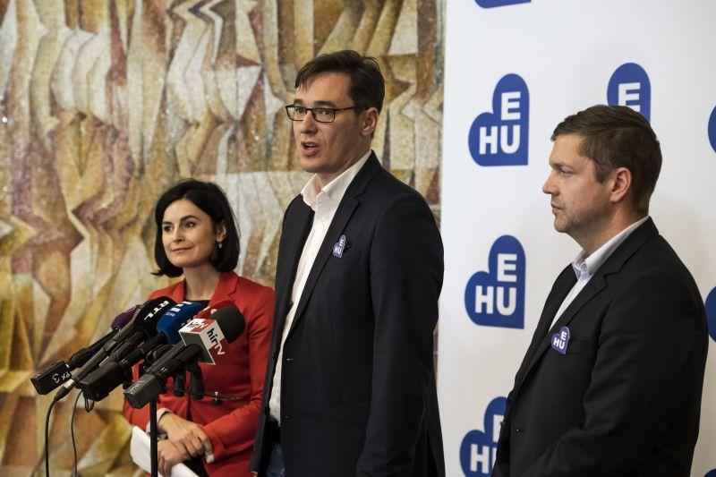 Bejelentették: az MSZP és a Párbeszéd közösen indul az EP-választáson