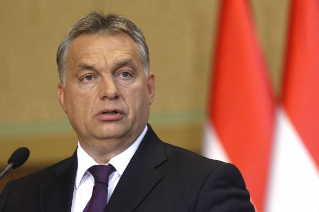 Orbán Fábry Sándorral viccelődött, és a közép-európai régió felértékelődéséről beszélt