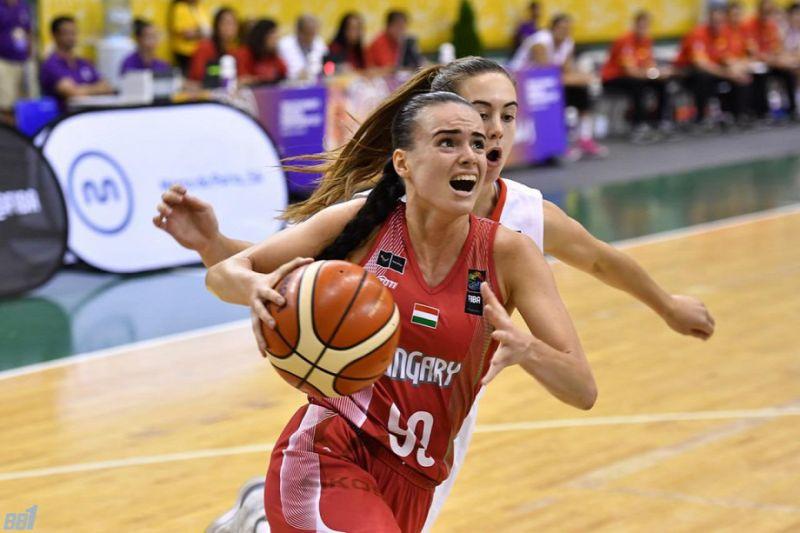 Kijutott az Eb-re a magyar női kosárlabda-válogatott