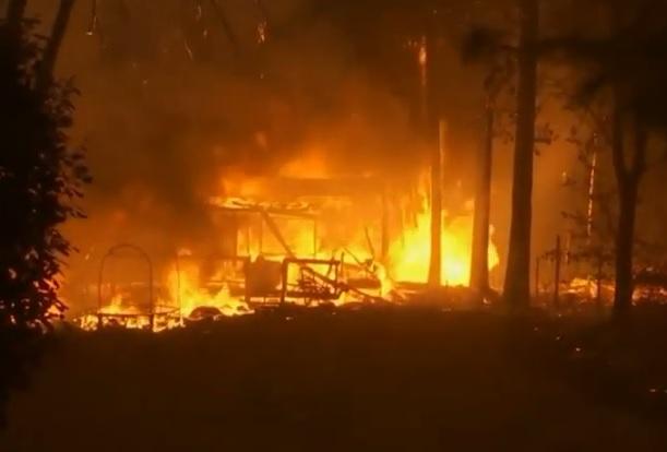 30 fölött a halálos áldozatok száma, nem enyhül a kaliforniai tűzvész