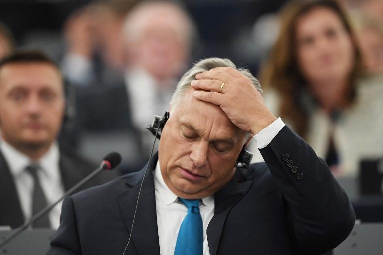 Megint a szőnyeg szélére állíthatják Orbánt az Európai Parlamentben