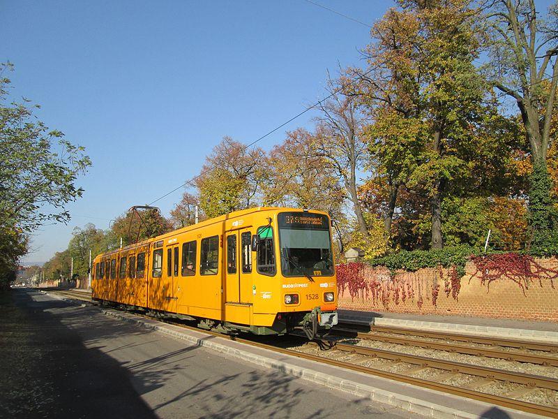 Hétvégén több villamosvonalnál is változás lesz