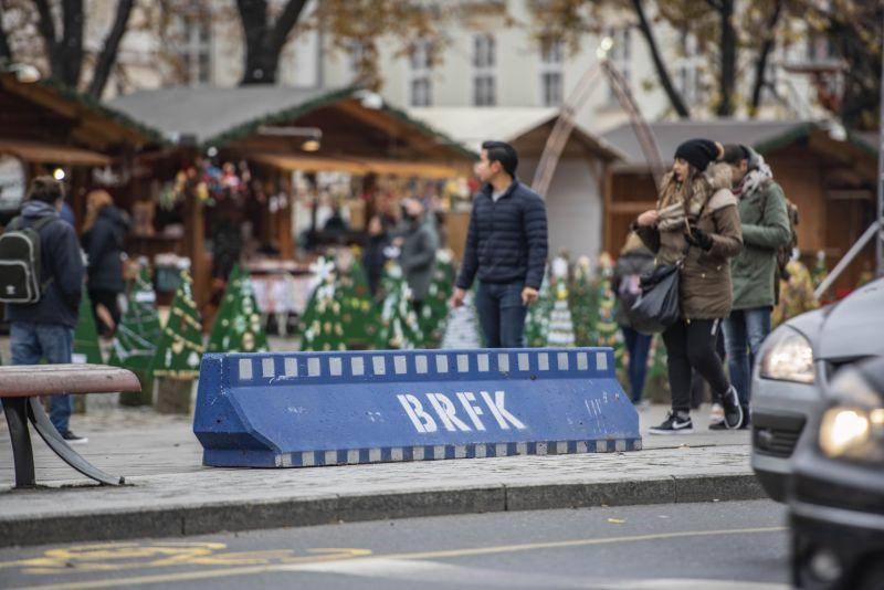 Bár két hete már advent van, a rendőrség most rendelt el fokozott ellenőrzést Budapesten
