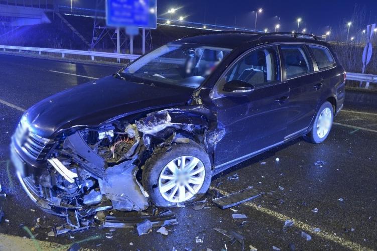 BRFK: 42 közúti baleset történt csütörtökön Budapest területén