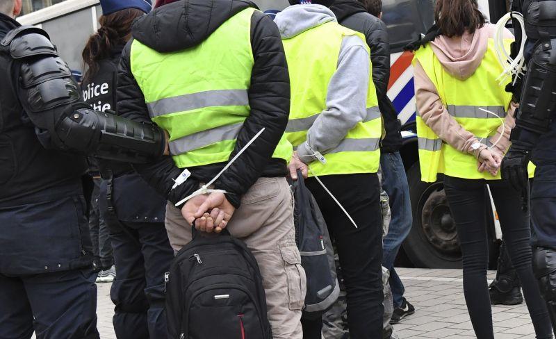 Brüsszelben is az utcára vonultak