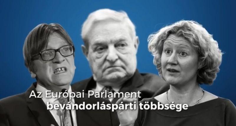 Fidesz: Ujhelyi István és az MSZP Brüsszelt és a brüsszeli bevándorláspolitikát képviseli