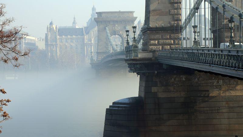 Több településen nőtt a légszennyezettség