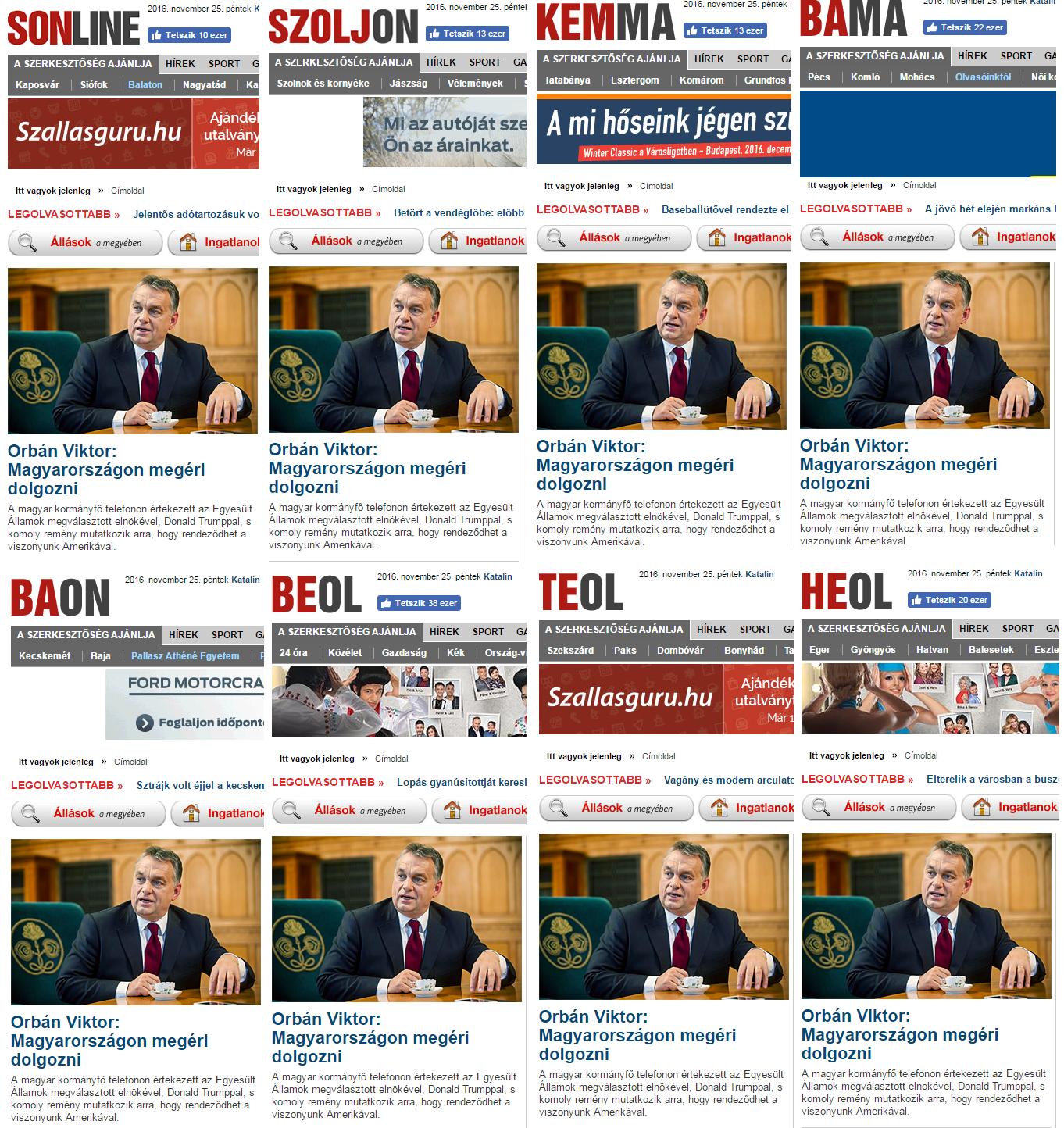 """""""Hatáskör hiányában"""" nem vizsgálja a versenyhivatal a fideszes médiabirodalmat"""