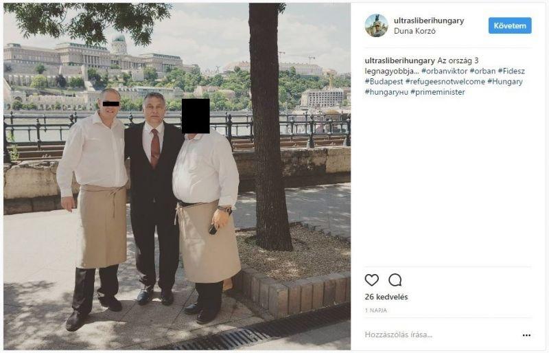 Orbán-fan fociultra zavarta meg Hadházy Ákos fórumát
