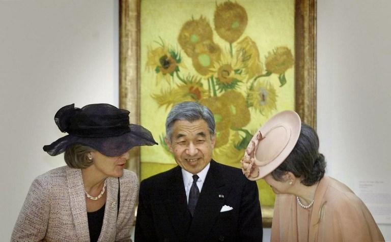Japánba került van Gogh-napraforgója
