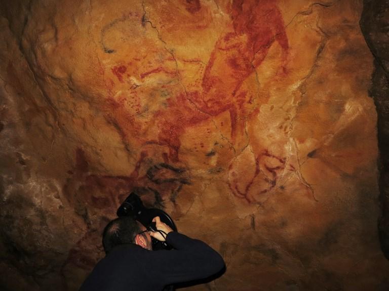 Az Altamira-barlangban újabb, 20 ezer évesre becsült kéznyomatokat találtak