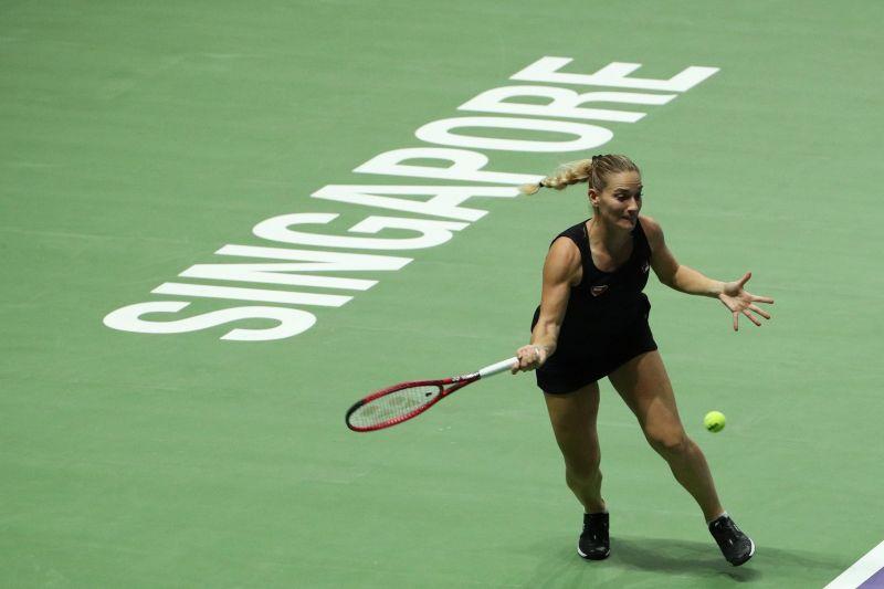 Australian Open: Babos a második fordulóban