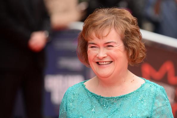 Susan Boyle ismét lenyűgözött mindenkit