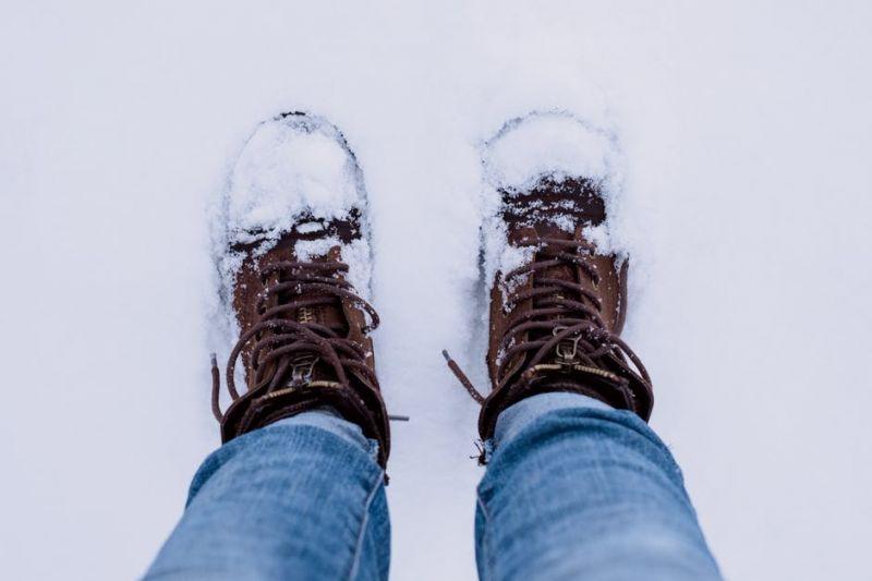 Hófúvással érkezik a zimankós hétvége