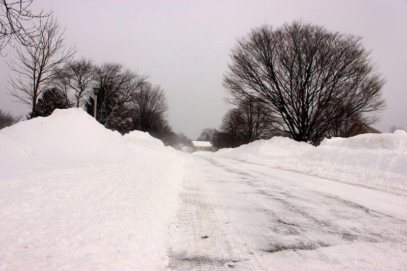 Országszerte nagy havazásra, hófúvásra figyelmeztetnek