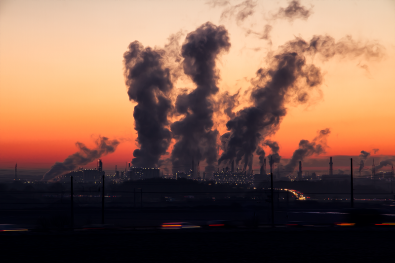 Északkeleten megint veszélyes és egészségtelen a levegő