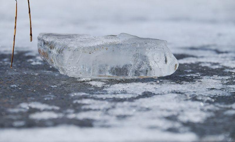 Jég alá szorult egy ember Somogyban, már csak a holttestét tudták kiemelni