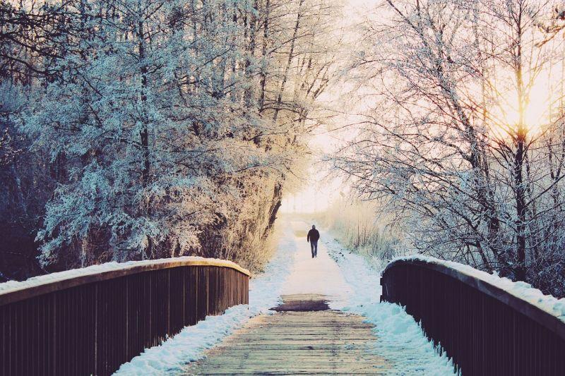 Napsütéses, hideg téli idő vár ránk ma