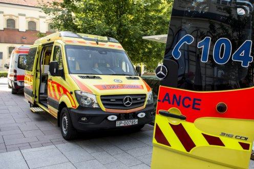 Közel 3000 esethez riasztották a mentőket szilveszter éjjel