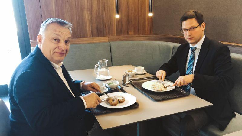 Elárulta az ügyvezető, miért csak 290 forintba kerül a somlói Orbán menzáján