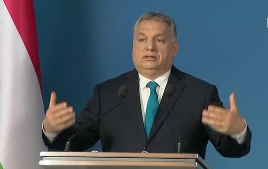 Orbán: minden liberális demokrata egyúttal bevándorláspárti is