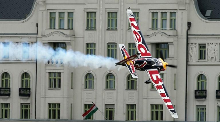 Keszthely befogadná a Red Bull Air Race-t