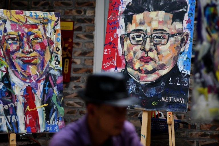 Vietnamba is beugrik Kim Dzsong Un