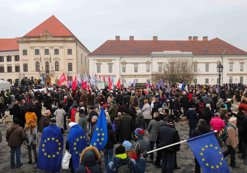 Újabb uniós bírálat: Magyarországon korlátozzák a civilek tevékenységét
