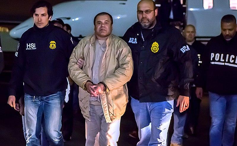 Minden vádpontban bűnösnek mondták ki El Chapo-t, a Köpcöst