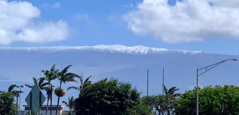 Havazott Hawaii egyik szigetén, Mauin – videó