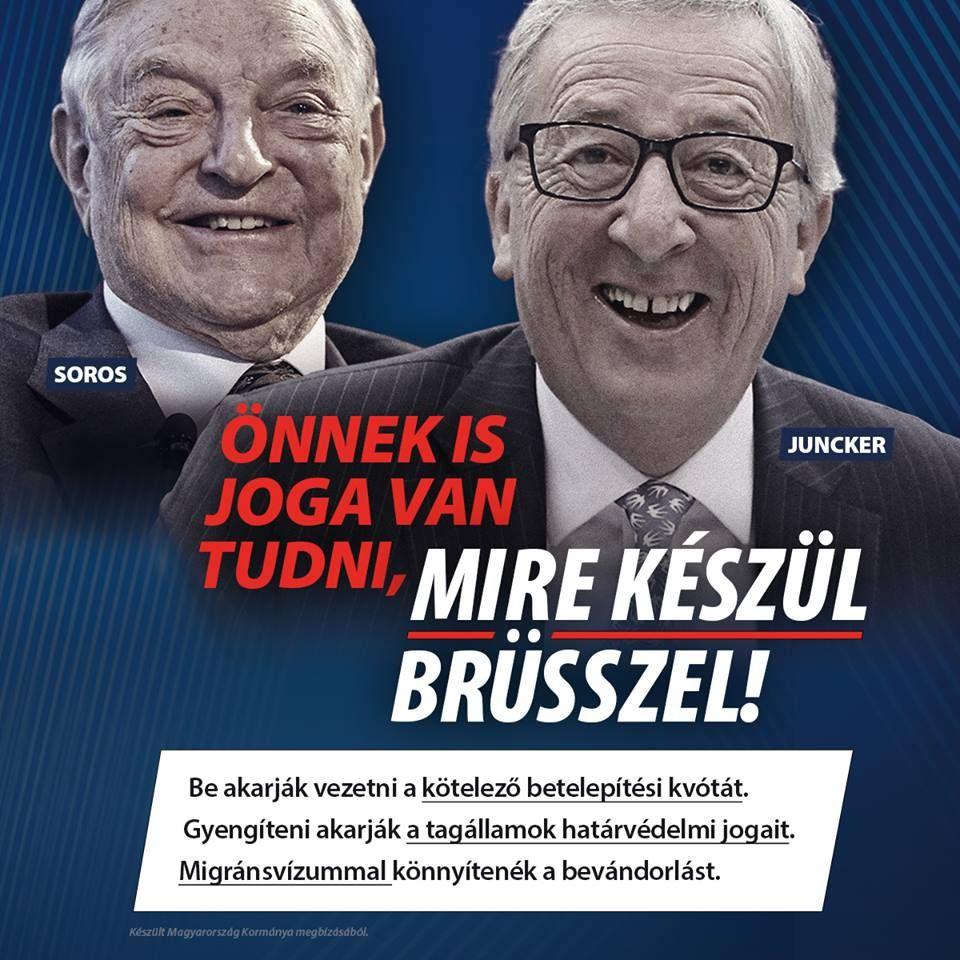 """Az Európai Néppárt vezetője is elítélte a Fidesz újabb """"tájékoztató"""" kampányát"""